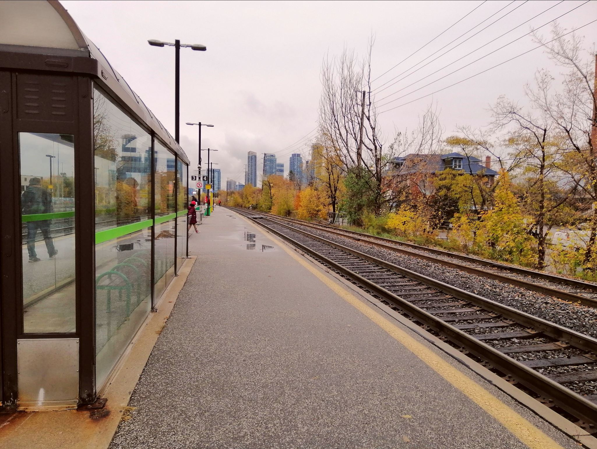 Mimico Train Station Terminal